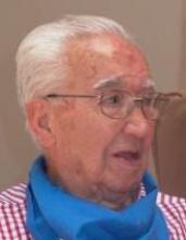 José María Villegas Izquierdo, expreso de los nazis en el campo de Buchenwald.