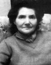 Una de las fundadoras de Mujeres Libertarias en Madrid